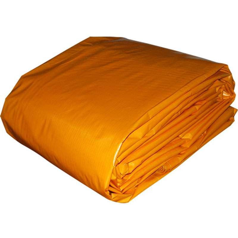 Ebatlı Branda Kumaşı Sarı